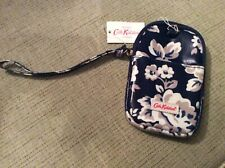 New Cath Kidston Universal Gadget Pouch Case Elvington Rose Oilskin Phone Camera