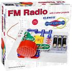 ELENCO SNAP CIRCUITS SCP-12 FM RADIO KIT Ages 8+ *VERY POPULAR SAME DAY SHIPPING