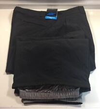 Eastern Mountain Sports 100% Nylon  Hiking Black Pants Men's Sz XL Long 32