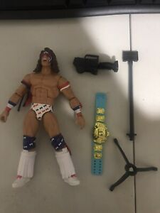 WWE Mattel Elite Series Flashback ULTIMATE WARRIOR