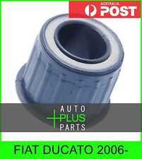 Fits FIAT DUCATO 2006- - Rear Leaf Spring Shackle Bush