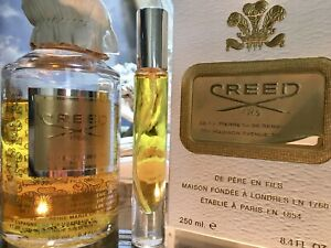 *WINDSOR by CREED* *10 ML EDP DECANT* *HARD TO FIND*  *VAULTED CREED*