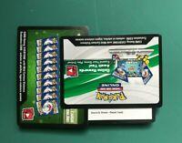 (16) Sword & Shield & Rebel Clash- UNUSED- Booster Pack Code Card (Pokemon TCGO)