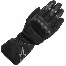 Alpinestars Knuckles Leather Waterproof Motorcycle Gloves