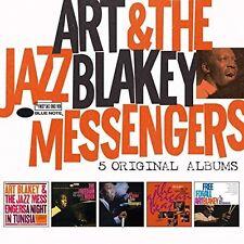 5 Original Albums - Art Blakey (2016, CD NEUF)