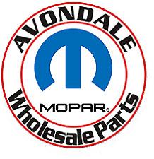 DODGE STRATUS CHRYSLER SEBRING Front Upper Spring Isolator Set of2 NEW OEM MOPAR