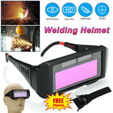 Welding Glasses Darkening Auto Solar Welder Helmet Eyes Mask Goggles For Welding