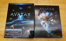 Avatar (Blu-ray + 3D + DVD, Limited Edition, 6-Disc Set w Lenticular Slipcover)