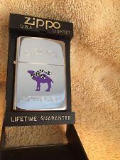 Zippo Lighter Camel Powered Smokin' Joe's Racing Chrome