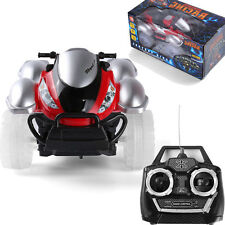 Monster Quad ATV Extreme Racing Remote Control Cars Toy w/ Vivid Lights & Sounds