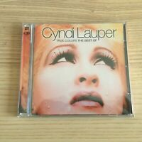 Cyndi Lauper _ True Colors The Best of _ 2 X CD Album _ 2009 SIGILLATO SEALED