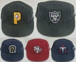 NFL Toddler Multi-Color Structured Stretch Fit Fitted Hat By Reebok
