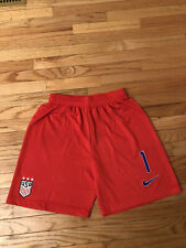 Team USA Nike Men's Red Soccer Shorts NWT Size XL