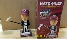 2017 WISCONSIN TIMBER RATTLERS SGA BOBBLEHEAD NATE GRIEP