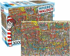Where's Wally? (Waldo)  GIANT 3000 piece jigsaw puzzle 1150mm x 820mm  (nm)