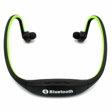 Wireless Bluetooth Headset Stereo Headphone Sport Earphone for iPhone Samsung