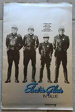 DP ELECTRA GLIDE IN BLUE Robert Blake BILLY GREEN BUSH Moto + 2 Photos *