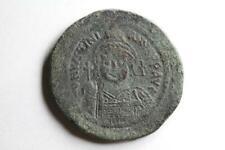 * Justinianus I. * Follis - Nikomedia - Jahr 15 (541-42)  - Offizin B