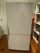 WESTINGHOUSE LARGE 505L UPSIDE DOWN FRIDGE, IN GOOD WORKING CONDITION