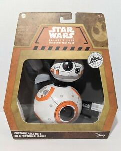 Star Wars BB-8 Galaxy's Edge Trading Outpost Customizable Droid Disney NEW
