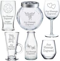 Engraved Glass Birthday Gifts Daddy Mummy Grandad Nanna Gifts For Her Him 30th