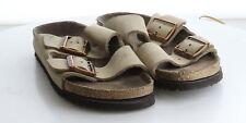 25-63 MSRP $125 Women's Size 39B Birkenstock Arizona Brown Oiled Leather Sandal