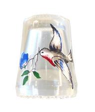 Fingerhut de vaso de cristal estampado Vogel-ae 640