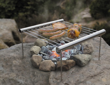 Mini Grill Grilliput Outdoorgrill Stainless steel Camping Grill take-apart