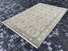 Oriental rug, Turkish rug, Vintage rug, Handmade, Large rug, Wool   6,3 x 9,8 ft