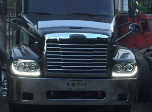 "Freightliner Century 18"" Chrome Bumper 1996-2004  # P1671"