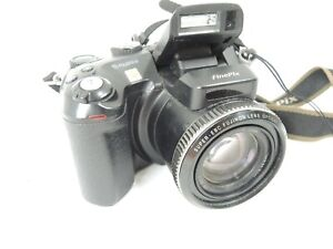 Fujifilm FinePix S Series S7000 6.3MP Digital Camera - Black AS-IS