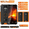 OUKITEL WP5 Pro 5.5 inch 4GB 64GB IP68 Waterproof Smartphone 8000mAh Android 10