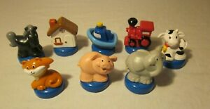 Neurosmith Little Linguist Replacement Characters foreign language tools (8)