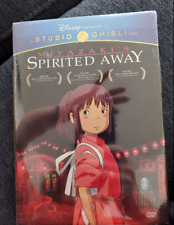Spirited Away (DVD, 2003, 2-Disc Set) New