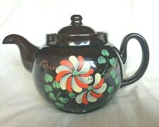 Vintage English Tea-Pot A.L.B Alcock, Lindley, and Bloore Ltd