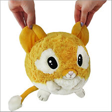 """SQUISHABLE Mini Jumping Mouse 7"""" round stuff animal AMAZINGLY soft NEW in Pkg"""