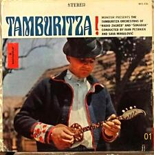 Tamburitza Orchestras of Radio Zagreb and Sokadi/ ORIG 1965 US LP SEALED/ Mint-!