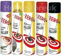 Zero In One Shot Fly Amp Wasp Killer Fogger Spray Insect