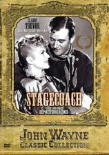 Stagecoach von John Ford mit John Wayne, Claire Trevor, Thomas Mitchell NEU OVP