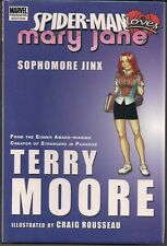 SPIDER-MAN LOVES MARY JANE SOPHOMORE JINX MARVEL HC TPB TERRY MOORE SEALED NEW