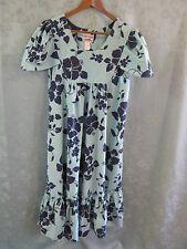 VTG 90's Evergreen Island Aloha Dress Size Large Made in Hawaii