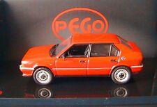 ALFA ROMEO 33 SERIE 1 1983 QUADRIFOGLIO V STRADALE 1/43 PEGO PG1015 ROSSO RED