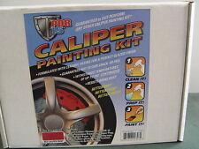 AUTO BODY SHOP PAINT BRAKE CALIBER KIT RED POR 15 COMPLETE CALIPER KIT RED