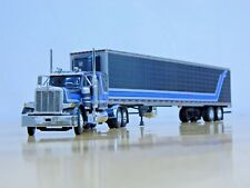 "DCP #33148 ""JC ALT"" Peterbilt 379 w/Utility Refrigerated Trailer 1:64"