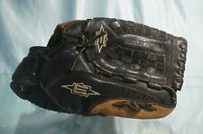 "Very Good EASTON BX12S 12"" BLACK MAGIC Leather Right Handed Fielders Glove"