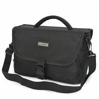 CADeN D12 Sling Compact Camera Single Shoulder Bag for Nikon Canon Sony SLR/DSLR