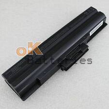 Battery for Sony Vaio VGP-BPS13A/B VGP-BPS13B/Q VGP-BPS21A to Windows7 5200MAH