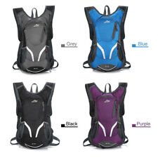15L Waterproof Cycling Running Backpack Rucksack Hydration Vest Bag Outdoor