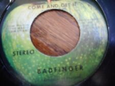Badfinger 45 RPM Come And Get It/Rock Of Ages