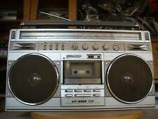 Radiorecorder/Ghettoblaster Sharp GF-8989H - made in Japan -